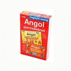 Angol gyermekeknek társasjáték - Kiegészítő csomag - Noris