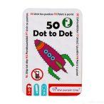50 Pontról pontra - foglalkoztató kártyajáték