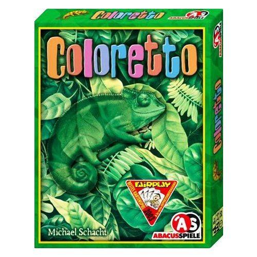 Coloretto kártyajáték Abacus Spiele
