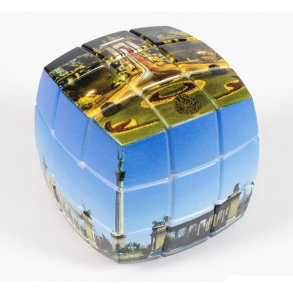 V-Cube 3x3 lekerekített versenykocka - Hungary