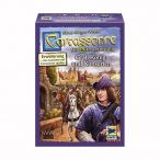Carcassonne 6. kiegészítő - Graf, König und Konsorten