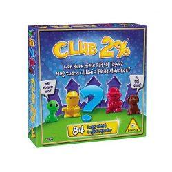 Club 2% logikai társasjáték Piatnik