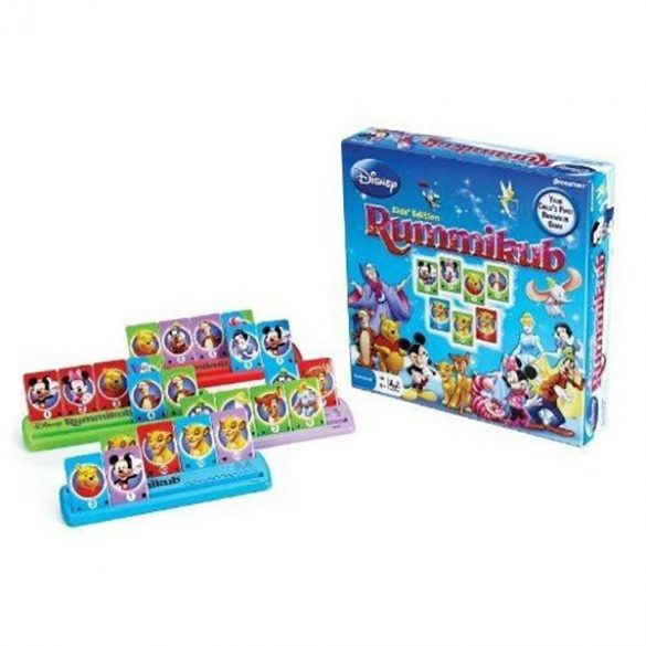 Rummikub Disney Junior társasjáték - Piatnik