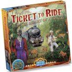 Ticket to Ride társasjáték Afrika kiegészítő - The Heart of Africa