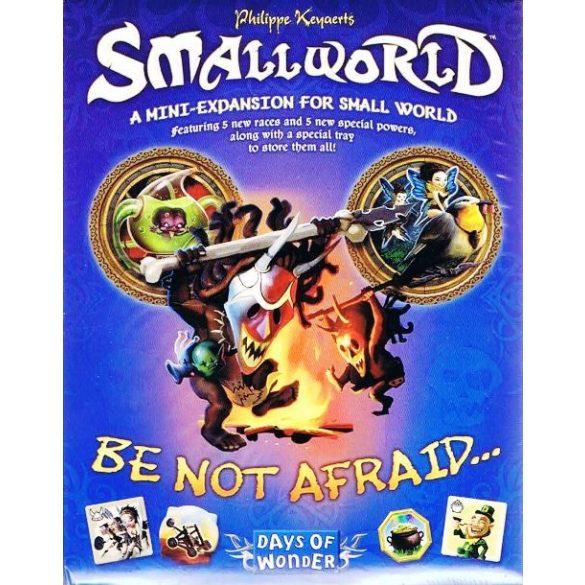Small World társasjáték kiegészítő - Be Not Afraid mini-expansion