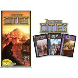 7 Wonders Cities - Városok társasjáték kiegészítő
