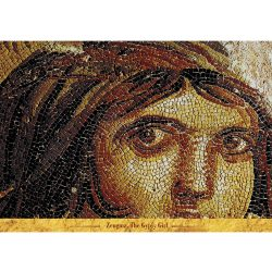 ART 1000 db-os puzzle - Gypsy Girl, Zeugma - 5192