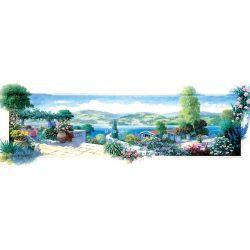 ART 1000 db-os panoráma puzzle - Garden Terrace 5348
