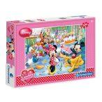 Puzzle 100 db-os - Minnie egér születésnapja - Clementoni (07210)
