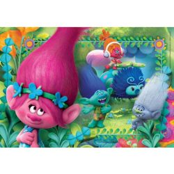 Puzzle 30 db-os - Trollok maxi puzzle - Clementoni (07429)