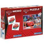 Puzzle 60 db-os és memóriajáték - Verdák - Clementoni (07902)