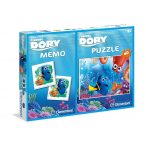 Puzzle 60 db-os és memóriajáték - Szenilla nyomában - Clementoni (07913)