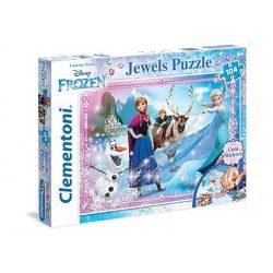 Puzzle 104 db-os - Jégkirálynők - Clementoni (20133)