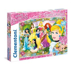104 db-os puzzle - Hercegnő - Clementoni 20147
