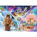 Puzzle 104 db-os - Jégkorszak 5. - A nagy bumm Super Color Maxi puzzle - Clementoni (23977)
