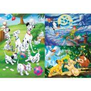 Puzzle 3x48 db-os - Super Color Disney Classic - Clementoni (25212)