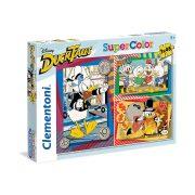 Puzzle 3x48 db-os - Kacsamesék - Clementoni (25226)