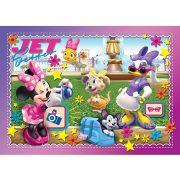 Puzzle 60 db-os Interaktív puzzle AR technológiával - Minnie egér - Clementoni (26934)