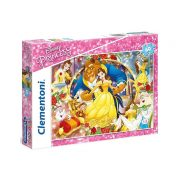 60 db-os puzzle - A szépség és a szörnyeteg - Clementoni 26966
