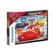 104 db-os puzzle - Verdák - Clementoni 27072
