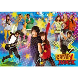 Clementoni 104 db-os puzzle - Camp Rock (27700)