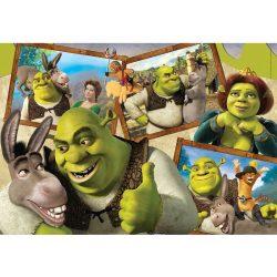 Puzzle 104 db-os - Shrek - Clementoni (27944)