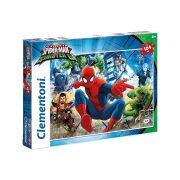 104 db-os puzzle - Pókember - Clementoni 27988