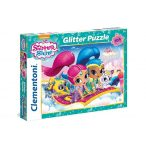 Puzzle 104 db-os - Shimmer és Shine - Clementoni (27991)
