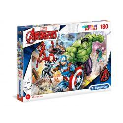 Puzzle 180 db-os - Marvel: Bosszúalláók - Clementoni 29295