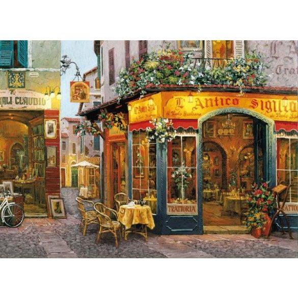 Puzzle 500 db-os L'Antico Sigillo - Clementoni (30104)