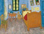Puzzle 3000 db-os Van Gogh: Van Gogh szobája Arles-ben - Clementoni