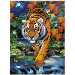 Puzzle 1000 db-os 3D - Tigris - Clementoni (39185)