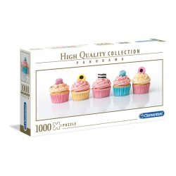 Puzzle 1000 db-os - Muffinok - Clementoni 39425