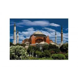 D-Toys 500 db-os puzzle - Landscapes: Hagia Sophia, Istanbul, Turkey - 69252
