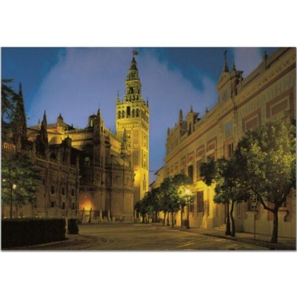 La Giralda-Sevilla, 1000 darabos Educa puzzle