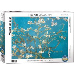 EuroGraphics 1000 db-os Puzzle - Van Gogh: Almond Branches in Bloom - 6000-0153
