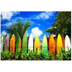 EuroGraphics 1000 db-os Puzzle - Sufer's Paradise, Hawaii - 6000-0550