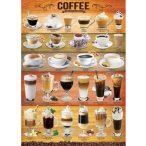 Eurographics 1000 db-os Puzzle - Coffee - 6000-0589