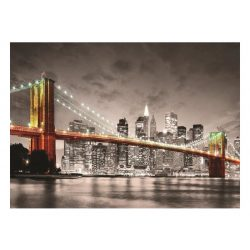 Eurographics 1000 db-os Puzzle - New York City Brooklyn Bridge - 6000-0662