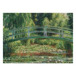 Eurographics 1000 db-os Puzzle - Claude Monet - The Japanese Footbridge - 6000-0827