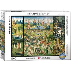 Eurographics 1000 db-os puzzle - Heironymus Bosch - The Garden of Earthly Delights - 6000-0830