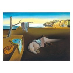 Eurographics 1000 db-os Puzzle - Salvador Dali - The Persistence of Memory - 6000-0845