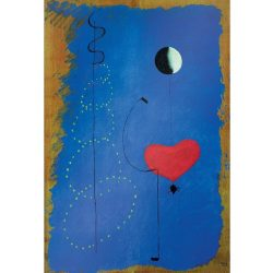 Eurographics 1000 db-os Puzzle - Joan Miro - Ballerina II - 6000-0854