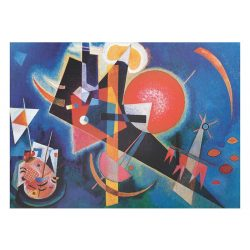 Eurographics 1000 db-os Puzzle - Kandinsky: In Blue - 6000-1897