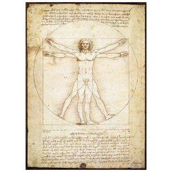 Eurographics 1000 db-os Puzzle - Leonard de Vinci - Vitruvian Man - 6000-5098