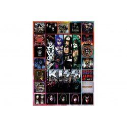 EuroGraphics 1000 db-os Puzzle - KISS, The Album - 6000-5305