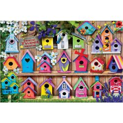 EuroGraphics 1000 db-os Puzzle - Home Tweet Home - 6000-5328