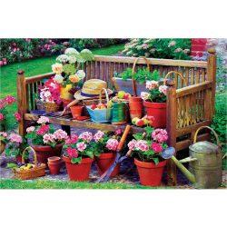 Eurographics 1000 db-os Puzzle - Garden Bench - 6000-5345