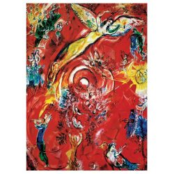 Eurographics 1000 db-os Puzzle - Marc Chagall - The Triumph of Music - 6000-5418