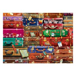 Eurographics 1000 db-os Puzzle - Travel Suitcases - 6000-5468